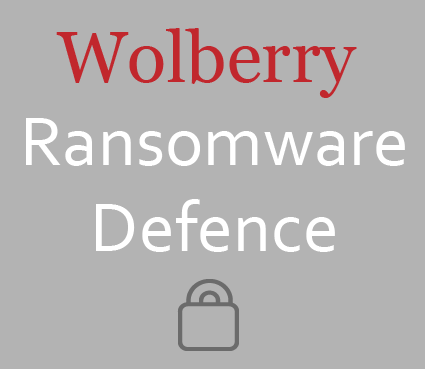 Wolberry ransomware defence using Sony ODA